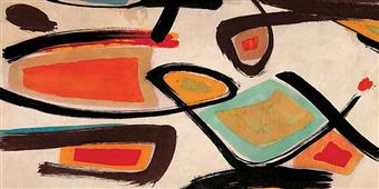 Cuadro canvas tropicalia - Cuadros serigrafiados - Objetos de Decoración