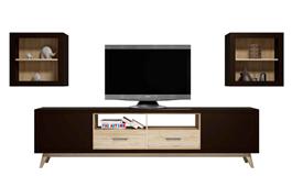 Mueble de TV Retro Collección