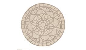 Alfombra circular Portofino I