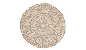 Alfombra circular Portofino II - Alfombras de Lana - Objetos de Decoración