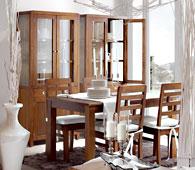 Comedor Colonial Flash - Comedores Coloniales y Rústicos - Muebles Coloniales y Muebles Rústicos