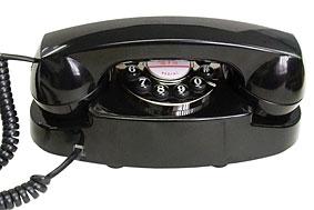 Teléfono Classic Black
