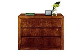Cómoda clásica madera Boden