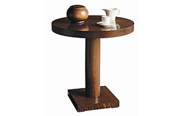 Velador madera clásico Romeral