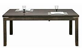 Mesa de comedor de madera moderna
