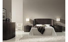 Cabecero de madera moderno cama 150 Azahara