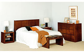 Dormitorio moderno Orion