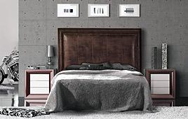 Dormitorio vintage James antic