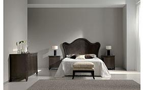Dormitorio clásico Clarice