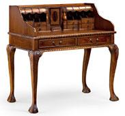 Mesa de escritorio bureau Vintage Chippendale