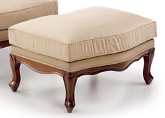 Reposapiés Vintage Victory - Pies de cama clásicos - Muebles Clásicos