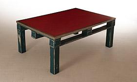 Mesa Manchester microcemento - Mesas de Centro de Diseño - Muebles de Diseño