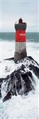 Cuadro Canvas Le phare des Pierres Noires
