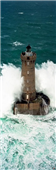 Cuadro Canvas Le phare de Four - Finisterre