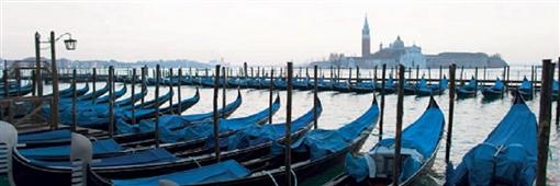 Cuadro canvas les gondoles a Venise