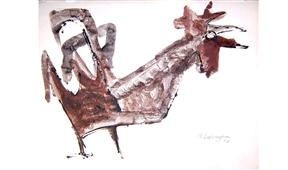 Obra de Ramón Lapayese Gallo 1 Decorativo