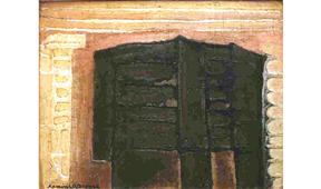 Obra de Ramón Lapayese Abstracto 4 Decorativo