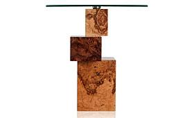 Mesa auxiliar Equilibrium Nature