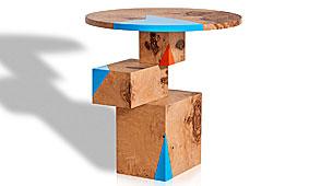 Mesa auxiliar Equilibrium Colours