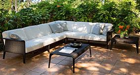 Sofa de jardín Atenas