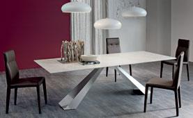 Mesa de comedor de diseño Eliot