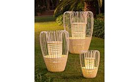 Lampara jardinera Globet - Iluminación exterior - Muebles de Jardín