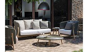 Sofa de jardin Beltran