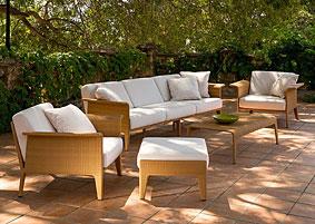 Sofa de jardín Aventino