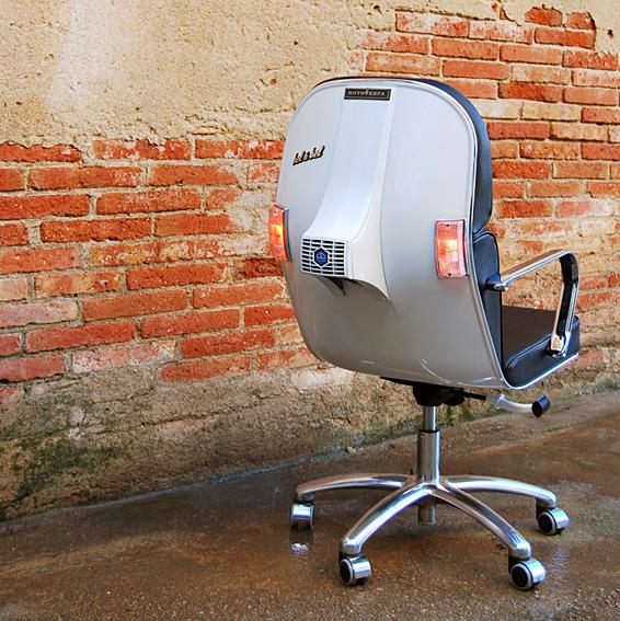 Giratoria Vintage Silla Giratoria Vintage Vespa Silla Vespa Silla Vespa Giratoria Vintage Silla Giratoria nmN80w