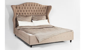 Cama vintage City spirit