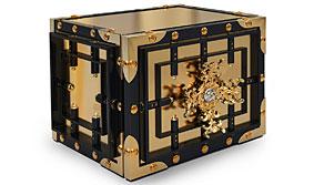 Caja fuerte Luxury Knox grande