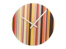 Reloj de pared Stripes