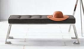 Banqueta de diseño Lule - Bancos de Diseño - Muebles de Diseño