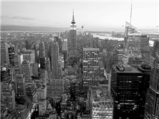 Skyline of midtown manhattan vadim ratsenskiy