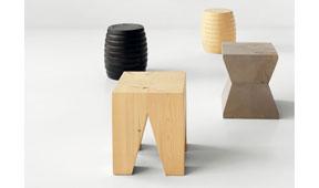 Mesas auxiliares Macizo - Muebles Auxiliares de Diseño - Muebles de Diseño