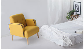 Butaca moderna Nani  - Butacas de Diseño - Muebles de Diseño