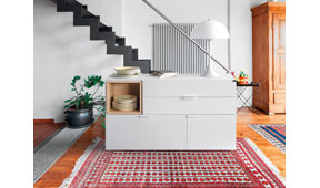 Aparador pequeño moderno Vox - Aparadores de Diseño - Muebles de Diseño