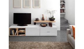 Muebles de tv de dise o en cosas de arquitectos cosas de for Mueble compacto tv