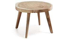 Mesa auxiliar madera Taorín