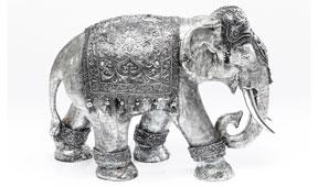 Estatuilla vintage Elefante