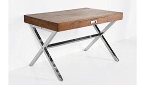 Mesa de escritorio vintage Manhattan - Mesas de Escritorio Vintage - Muebles Vintage