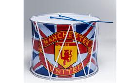Set 2 tambores Deco Manchester