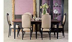 Mesa de comedor Vintage Laon