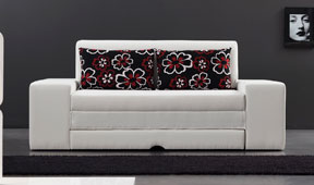 Sofá cama de 195 Moderno Land