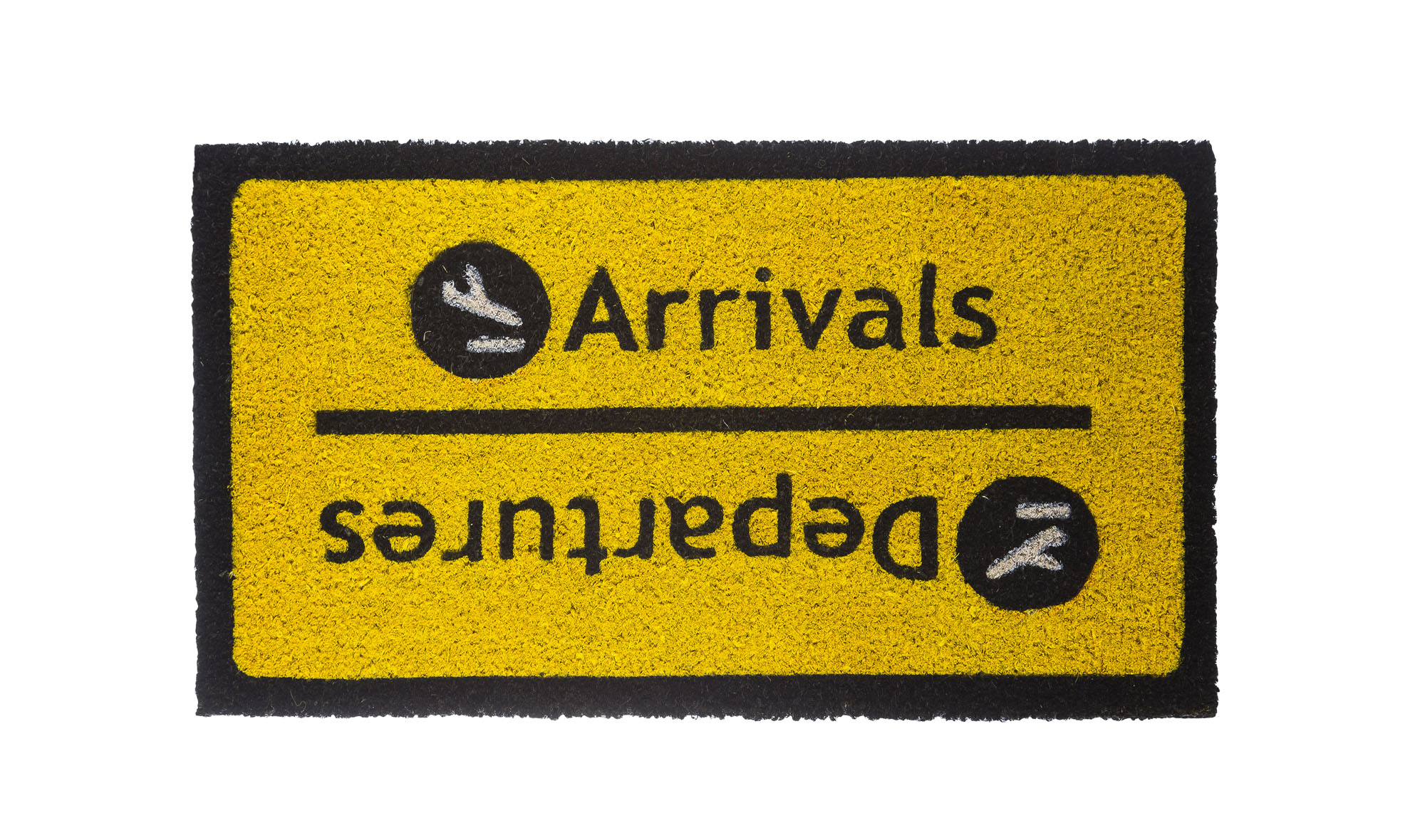 felpudo arrivals departures natural no disponible en