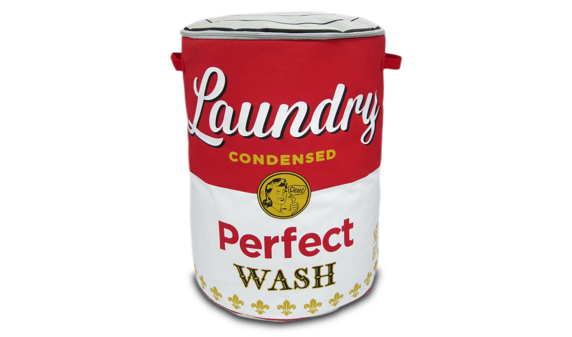 Perfect wash cesto ropa sucia rojo no disponible en - Cestos ropa sucia modernos ...