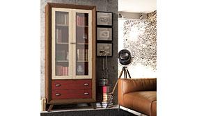 Vitrina vintage Sheidor - Vitrinas Vintage - Muebles Vintage