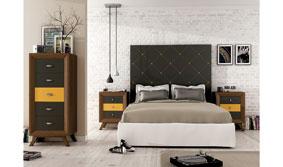 Dormitorio vintage Galileo