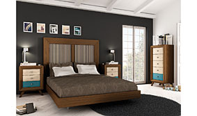 Dormitorio vintage Zeus