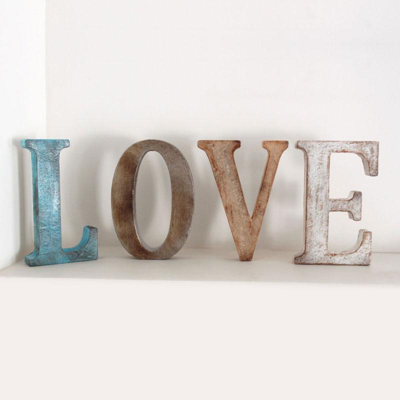 letras decorativas love no esta disponible - Letras Decorativas